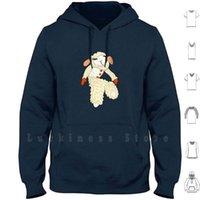 Cute Lambchop Hoodies Long Sleeve Chop Sock Tv Sheep Animal Puppet Cheep Cheeps Lambs Plushie Men's & Sweatshirts