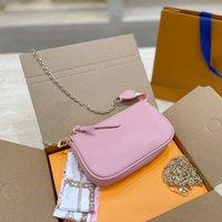 Frauen Umhängetasche Mode Crossbody Weibliche Handtaschen Designer Taschen Drei Farben Hohe Menge mit Kasten 26_iulq70