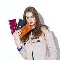 Wallets Women Men Unisex Luxury Designer Quality Money Long Wallet Card Holder Handbags Coin Purse Clutch Bag Leather Fashion Chassic