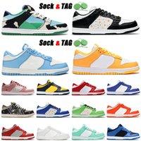 nike sb dunk low off white En Moda 2021 Otantik SB Dunk Spor Koşu Ayakkabıları Kolej Donanma Erkek Kadın Sahil Yeşil Tıknaz Dunky Sevgililer Günü Düşük Eğitmenler Sneakers Kaykay