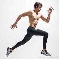 2020Werale neue Herren Strumpfhosen eng anliegende Jogginghosen laufende Hose x drucken Casual Fitness Hose Stretch Pants Elastic Yoga Hosen Fitnessstudio