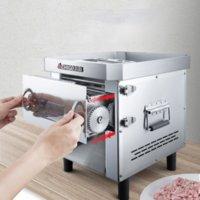 850W Schublade Slicer Commercial Fleischschleifer Drahtschneider Dicing Machine TOOLLESS Ersatzklinge vollautomatisch Edelstahl