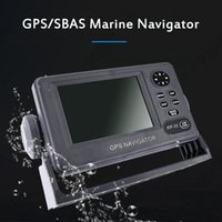 KP-32 GPS / SBAS Marine Navigator 4,5 polegadas LCD Display GPS Navegação Localizador Posicionador WGS-84 À Prova D 'Água Acessórios para barco Carro