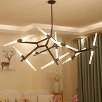 DHL minimalist style tree branch lamp Post modern  Nordic le...