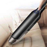 6650 vácuo 4000PA / 5000PA handheld sem fio para desktop carro casa limpeza interior mini portátil Auto Vaccum Cleaner