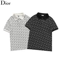 2021 SS Nouvelle arrivée T-shirt de la marque de haute qualité Haute Qualité Homme T-shirt imprimé manches courtes M-3XL1008