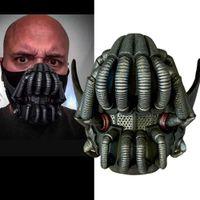 Cosplay Knight Bain Unisex Halloween Helmet Horror Face Fashion Mask Costume Props