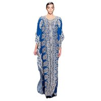 Party Dresses South African Loose Large Dress Women's Muslim Robe In Spring And Summer 2021