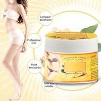 Ginger Fat Burning Cream Anti-cellulite Full Body Dimagrante Perdita di peso Massaggiatura ND998 Raffreddamenti per ventilatori