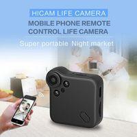Mini Kameralar Wifi Giyilebilir Kamera C1S Full HD 1080 P IR Gece Sürümü DV DVR Kablosuz Uzaktan Ev Güvenlik Gözetim CCTV