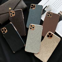 Phone Case Brand Designer cases for iPhone 13 11 12 pro max mini X XR XSMAX cover PU leather