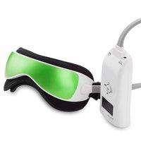 Magnétique Magnetic Grosso-Infrarouge MP3 Dissique MP3 Sacs Eye Soins des yeux Massager Vision Vision Vision Outil de soins oculaires