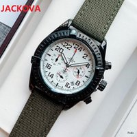 high quality multi functional watch man table luxury designer bracelet Montre De Luxe President Fabric Male Quartz orologio di lusso wristwatch