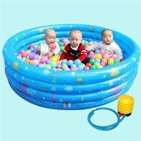 نفخ الطفل حمام السباحة الصيف الأطفال جولة حوض حوض الاستحمام المحمولة الاطفال في الهواء الطلق الرياضة اللعب اللعب تجديف الملحقات