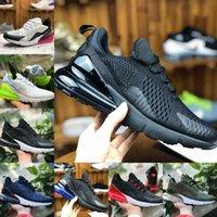Satış 2021 27c Bred Platin Tonu Erkek Kadın Koşu Ayakkabıları Üçlü Siyah Beyaz Üniversite 27 S Çay Berry Kaplan Zeytin Mavi Void Spor Erkekler Eğitmenler Zapatos Sneakers C1
