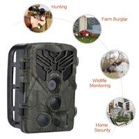 Wild WIFI APP Trail Camera Bluetooth Control Live Show Hunting Cameras 20MP 1080P Night Vision Wildlife Surveillance
