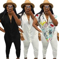 bulk lots Womens Tracksuits blouses outfits two piece set summer women clothes sexy sleeveless shirts sportswear sport suit selling klw7123_3