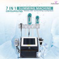 New Technical Cryolipolysis Fat Freezing Slimming Weight Loss Skin Tightening Machine Ultrasonic Cavitation Health And Beauty