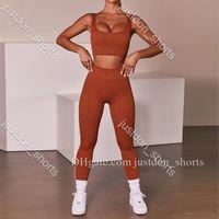 News Herren Shorts Fitness Hohe athletische massive Yoga enge Hose Hohe Taille Laufen Yoga Outfits Damensport Volle Leggings Hosen Workout Schnelltrockner 2c