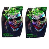 Coringa mylar saco cheiro à prova de embalagem de embalagem de embalagem de erva erval de ervas de fitobas de flor