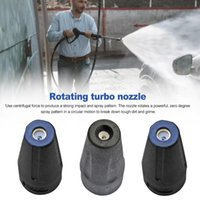Car Washer Washing Machine Rotating Nozzle Efficient Quick Release Rotatable Powerful Cleaning Power Turbine