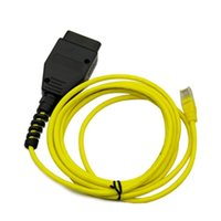 Teşhis Araçları Kablo F-Serie Yenile Gizli Veri E-Sys ICOM Kodlama ECU Programcı OBD OBD2 Tarayıcı Araba Oto Aracı ESYS ENET