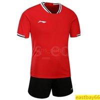 Top Custom Fussball Jerseys 2021 Sportbekleidung billig Großhandel Rabatt Neiner Name Jede Nummer anpassen Fußball Hemd Größe S-XXL 793