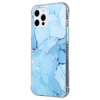 Fashion Marble Phone luxury designer Case for iPhone 12 11 Pro MAX XS XR 7 8 plus SE 2 TPU bumper PC Back Cover