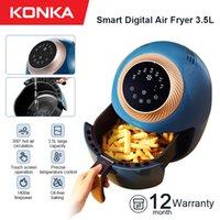 Konka Intelligent Automatic Air Fryer 3.5L Forno Multifuncional Sem fumaça e Oilless