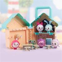Figure del fumetto russo Riki Action Figure Toys Happy House Model Bambini veleno
