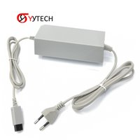 SYYTECH EU US Plug Wall Power Supply Cord Charger Cables AC Adapter for Nintendo Wii Console
