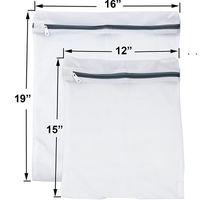 Lavanderia Bra Lingerie Malha Sacos de Lavagem Roupa Underwear Receber Saco De Lavagem Saco De Lavagem Malha De Malha Saco De Lavagem NHD7161