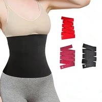 Long Waist Tummy Trainer Adjust Bandage Control Slimming Belly Body Shaper Compression Wrap Gym Accessories for Plus size Women