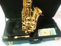 Япония Yanagisawa A-992 E Flat Alto Saxophone Высококачественные музыкальные инструменты SAX Professiona и Case