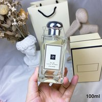 Dropshipping En Kaliteli Jo Londra Parfüm 100 ml İngilizce Armut Turuncu Acı Blossom Fice Lotus Çiçek Köln Kadınlar için Parfümler Parfümler