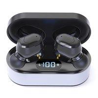 Bruit Annuler ANC TWS Headphone GPS Rename PRO Pop Up Fenêtre Bluetooth Écouteurs Bluetooth PARING Etui de charge sans fil Écouteurs Navire