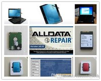 Auto Repair Tool Manuels AllData 10.53 Software ATSG 1TB Camions de voitures HDD avec X201T I7 4G Installé dans l'ordinateur de diagnostic de l'écran tactile de l'ordinateur portable prêt à l'emploi