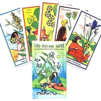 Tarot Board Game Toys Oracle Rider Waite Divination Prophet Prophecy Card Poker Gift Prediction love C8IM