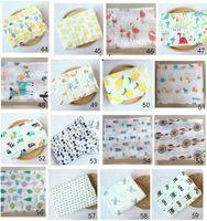 Infant Muslin Blanket Horse Flamingo Animal Baby Swaddle Baby Newborn Bathroom Towels Robes Infant Swadding Muslin Swaddle OWF10447