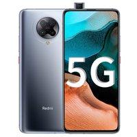 "Original Xiaomi Redmi K30 Pro Zoom 5G Teléfono Móvil 8GB RAM 128GB 256GB ROM Snapdragon 865 Android 6.67 ""AMOLED Pantalla completa 64.0MP NFC ID de huella digital Face Cara Celular Smart Celular Teléfono celular"