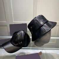 Hats Baseball Cap Bucket Hat Designer Fisherman Caps Beanie Leather Mens Womens Fashion Street Casquette Simple Habbly