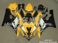 new Abs injection motorcycle fairing is suitable for Yamaha YZF R6 2006 2007 06 07 Can process any color NO.1408