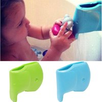Corner&Edge Cushions Baby Safety Protector Cartoon Soft EVA Tap Faucet Protection Cover Guards Avoid Scald For Bath