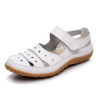 Sandals 2021 Women Gladiator Shoes Hollow Flat Ladies Casual Soft Bottom Summer Beach Sandal