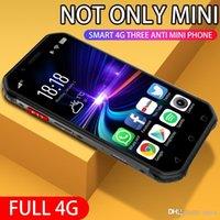2020 прочный смартфон 4G LTE 3GB + 32GB четырехъядерный разблокированный Android телефон NFC WiFi GPS отпечатков пальцев PTT FM BT SOS ID для лица водонепроницаемый мобильный телефон