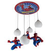 Pendant Lamps Warm LED Ceiling Light Creative Personality Spider Cartoon Lighting Kindergarten Bedroom Children Room Decorative Chandelier