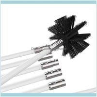 Brushes Household Tools Housekeeping Organization Home & Gardendryer Duct Cleaning Kit, Lint Remover,Can Use With Drill Or Without A Power D
