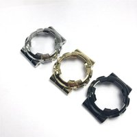 시계 밴드 케이스 베젤 GA100 GA110 GA120 GD100 GD120 금속 스테인레스 스틸 액세서리 수정 선물 남성 / 여성
