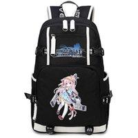 Plecak Crosswave Azur Lane Daypack Wzrośnie Gra SchoolBag Gra Plecak Satchel School Bag Day Pack