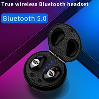 TWS Mini Smartphone Noise Canceling Wireless Earphone Bluetooth 5.0 Stereo Headset Earbuds With Microphone For All Phone YFY